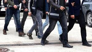 İstanbulda terör operasyonu Çok sayıda gözaltı