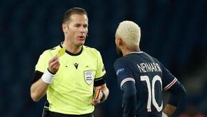 PSG-Başakşehir maçının yeni hakemi kim oldu İşte yeni hakem Danny Makkelie hakkında bilgiler