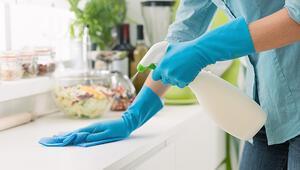 Mutfak fayanslarınızı doğal yöntemlerle temizleyin