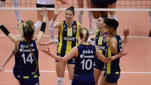 Fenerbahçe Opet Kadın Voleybol Takımı, İtalya deplasmanında