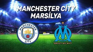 Manchester City Marsilya maçı saat kaçta hangi kanaldan canlı yayınlanacak
