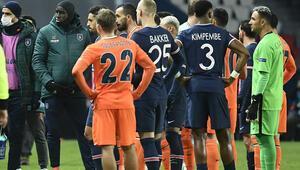 Son Dakika | Paris Saint Germain - Başakşehir maçı öncesi UEFAya flaş talep
