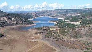 Son dakika haber... Çanakkalede baraj boşaldı, su kullanımıyla ilgili yasaklar geldi