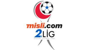 Misli.com 2. Ligde 14. hafta maçları tamamlandı Toplu sonuçlar...
