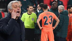 Son Dakika Haberi | Mourinho, PSG-Medipol Başakşehir maçının simgeleşeceğine inanıyor