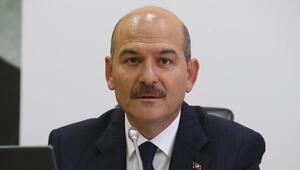 İçişleri Bakanı Soylu, Ağrı Dağı eteğinde yaşayan köydeki vatandaşlarla telefonda sohbet etti