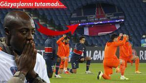 Son Dakika Haberi | PSG-Başakşehir maçında tarihi anlar Devler Liginde böylesi görülmedi