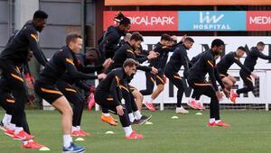Galatasarayda Omar Elabdellaoui müjdesi