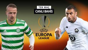 Lille liderlik için İskoçyada Celtic karşısında galibiyetlerine verilen iddaa oranı...
