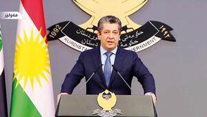 IKBY Başbakanı Barzani: PKK kılık değiştirip Sincar'a geri döndü