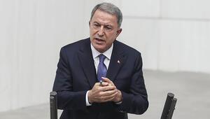 Bakan Akardan Doğu Akdeniz tepkisi: Gerilimi tırmandırmak isteyen Yunanistandır
