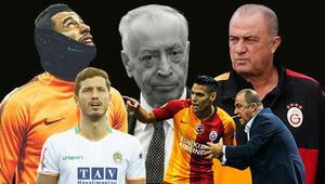 Son Dakika | Galatasarayda transfer toplantısı Fatih Terim yönetime isimleri sıraladı...