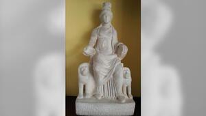 Son dakika... 1700 yıllık ana tanrıça Kybele Türkiye yolunda