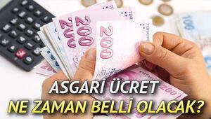 Asgari ücret 2.toplantı ne zaman yapılacak Asgari ücret 2021 için gözler bu açıklamada