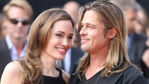 Brad Pitt, Angelina Jolie uğruna ölümden dönmüş