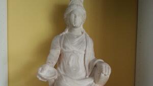 1700 yıllık ana tanrıça Kybele Türkiye yolunda