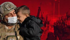 Son dakika haberler: Komandolar Gaziantepten Suriyeye böyle uğurlandı