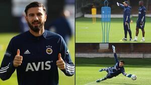 Fenerbahçe'de Yeni Malatyaspor hazırlıkları Kemal Ademi döndü...