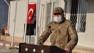 Komandolar dualarla Suriyeye uğurlandı