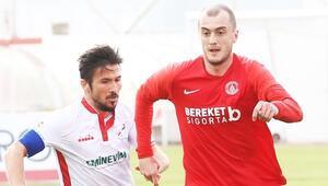 TFF 1. Lig | Ümraniyespor 0-2 Boluspor