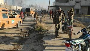 Son dakika haberi: Resulaynda PKK/YPGden bomba yüklü araçla saldırı: İki askerimiz şehit düştü
