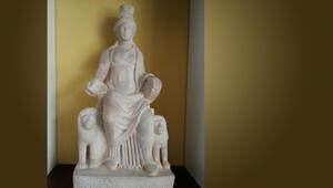 1700 yaşındaki tanrıça Kybele ana vatanı Türkiyeye dönüyor