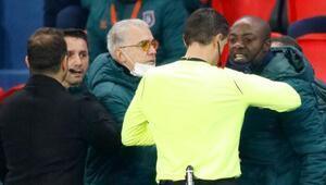Son Dakika | Pierre Webo, PSG maçı sonrası ilk kez konuştu: Garibime gitti, limiti aştı