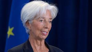 Avrupa Merkez Bankası Başkanı Lagarde: Ekonomi halen salgının baskısı altında
