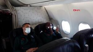 Medipol Başakşehire THY pilotundan anons: Yolunuz daima açık olsun