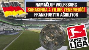 Açılış maçını Wolfsburg ile Frankfurt oynuyor