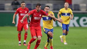 Son Dakika Haberi   Sivasspor, Avrupa Ligine veda etti Maccabi Tel Aviv tek golle kazandı