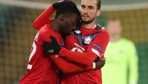 Celtic 3-2 Lille (Maçın özeti ve golleri)