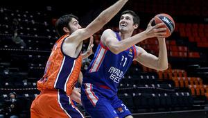 Valencia Basket 76-74 Anadolu Efes - Maçın özeti