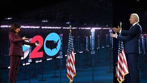 Son dakika haberler: TIME Dergisi 2020 için Yılın Kişisini seçti: Joe Biden ve Kamala Harris