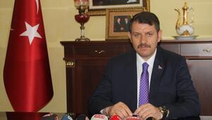 Sivas Valisi Salih Ayhan, Sivasspor kafilesinin İsrailde mahsur bırakılmasını kınadı