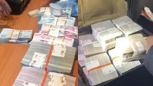 Son dakika haberler: 5 ilde yasa dışı bahis operasyonu Bavulların içinde milyonlar ele geçirildi