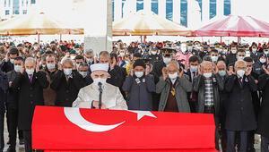 Resulayn şehidi Uzman Çavuş Oğuzhan Anar, Ankarada son yolculuğa uğurlandı