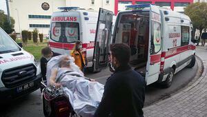 Son dakika haberler: Malatyada hastanede yangın çıktı Hastalar tahliye edildi