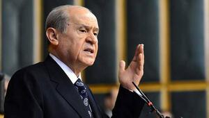 Son dakika haberi: Bahçeliden sert sözler HDP bir terör sorunudur