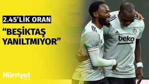 Mevzu Bahis | Beşiktaş yanıltmıyor 2.45lik detay Derbi günü kazandıran tahmin...