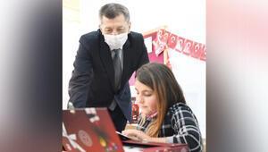 Milli Eğitim Bakanı Selçuk: Çocuklara basılı karne vermek istiyoruz