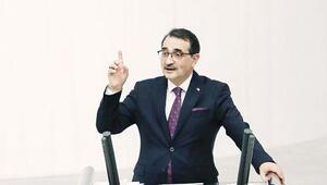Enerji Bakanı Dönmez Meclis'te konuştu: Yenilenebilir enerjinin meyvesini topluyoruz