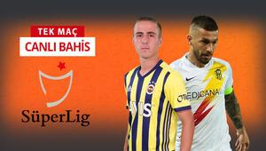 Bu sezon oynadığı 11 maçın 7si hem KG VAR hem de 2.5 ÜST Fenerbahçenin iddaa oranı...