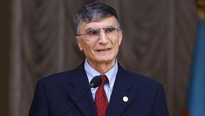 Bakan Kocadan Nobel ödüllü Türk bilim insanı Sancara teşekkür
