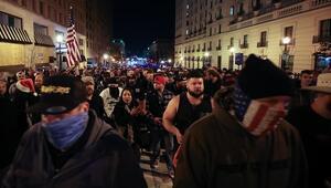 Trump destekçileri Washingtonda ikinci kez gösteri düzenliyor