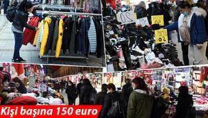 Son dakika haberler... Edirneye Bulgar turist akını Meşhur Ulus Pazarı kapandı ama... Kişi başına 150 Euro