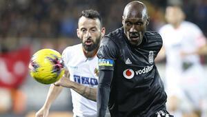 Beşiktaş, Aytemiz Alanyaspor deplasmanında Eksikler...