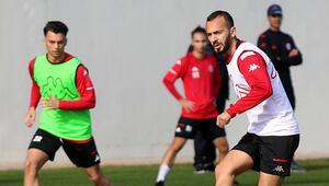 Antalyaspor, Sivasspor maçında galibiyete odaklandı