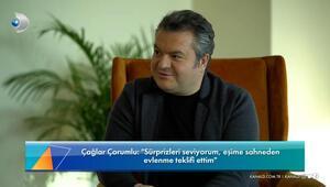 İyi Aile Babasının Mehmet Alisi Çağlar Çorumlu ile keyifli röportaj