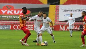 Kayserispor 0-0 Trabzonspor (Maç özeti)